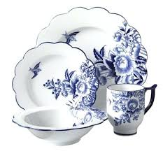 blue and white dinnerware sets blue and white bowl made in japan