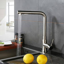 kitchen pullout faucet kitchen faucet pull out ebay