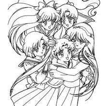 sailor moon coloring pages coloring pages printable coloring