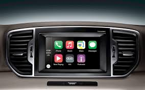 apple carplay quick start guide kia technology