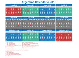 calendario escolar argentina 2017 2018 calendario 2018 para imprimir com feriados fieldstation co