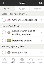 wedding planner apps the 10 best wedding planning apps and websites of 2016