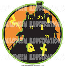 royalty free scary stock halloween designs