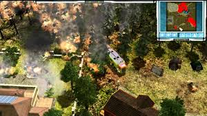 Wildfire La Area by Lets Play Emergency 4 Los Angeles Mod Wildfire Youtube
