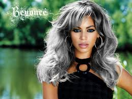 salt and pepper hair colour salt n pepper hairstyles styles 25 gorgeous beyonce hair color