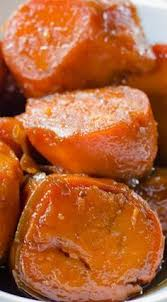 the best candied yams recipe without corn syrup recipe