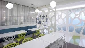 design intérieur du siège social de la matmut agence et