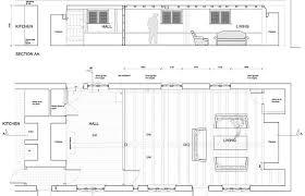garrison house plans modern house plans garrison plan marmol radziner interior design