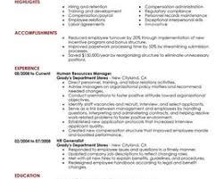 Restaurant Management Resume Sample Hospitality Management Resume     Resume Help