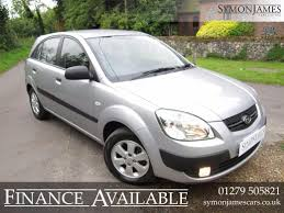 used kia rio 2009 for sale motors co uk