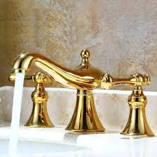 gold bathroom faucet u2013 homefield