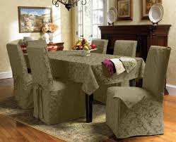 counter height chair slipcovers chair dining room stunning seat covers for chairs 1 within plans