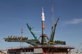 new iss crew set to lift off on soyuz fg from baikonur on first