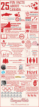 25 awesome facts about canada infographic facts about canada