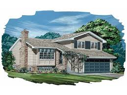 eplans split level house plan sports details for a rustic