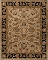 12x18 Area Rugs Holiday Special Jaipur Rugs Classic Oriental Pattern Taupe Black