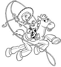 bullseye toy story drawing