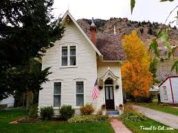 Victorian Houses by Victorian Houses Of Georgetown Colorado Travel To Eat