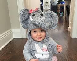 Elephant Halloween Costume Toddler Elephant Costume Etsy
