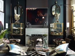 London Home Interiors 15 Interiors That Stylishly Display Collections 1stdibs