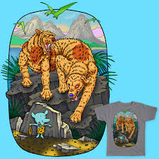 catdog score prehistoric catdog and winslow by joshreilly on threadless