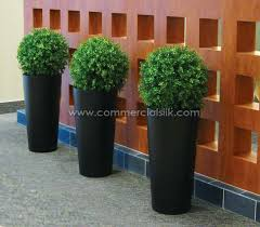 outdoor artificial boxwood topiary silk boxwood topiary