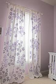 a little of this a little of that stencil your own window treatments