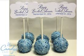 bridal shower favor bridal shower cake pop favors candy s cake pops