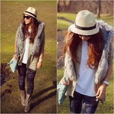target s boots s target floral faux fur vest