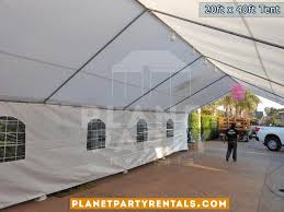 party rentals san fernando valley tent 20ft x 40ft rental partyretanls canopy tents chairs tables