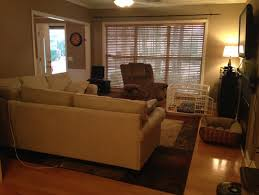 Big Furniture Small Living Room Oh No My New Secitonal Is Way Big And This Room Is Challenging
