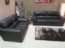 Scs Armchairs Scs Tuscany 3 2 Italian Dark Brown Leather Sofa Furniture