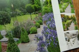 my secret garden by alan titchmarsh is a modern country garden