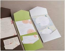 wordings folded wedding invitation templates free with folded