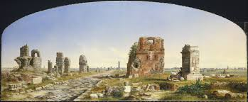 there u0027s an ancient roman road inside this italian mcdonald u0027s