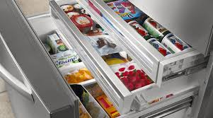 Kitchenaid Counter Depth French Door Refrigerator Stainless Steel - refrigerators designed to keep food fresh kitchenaid