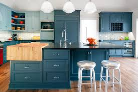 kitchen butcher block island photo page hgtv