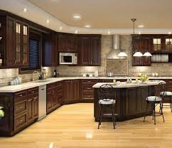 white kitchen countertops with brown cabinets how to enhance your cabinets with a complementary countertop