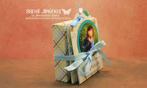 Home Decored Mini álbum Home Decored Abbondanza Fiesta Papel Para