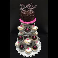 cupcake and cake stand adjustable wedding cupcake stand tiered by cake stackers
