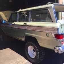 1971 jeep wagoneer honeydew the frankenwag 1971 jeep wagoneer expo build