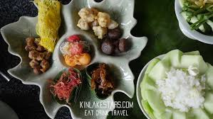 cha e cuisine p1130984 khao chae ข าวแช ศ ลาดล sukhothai review kinlakestars