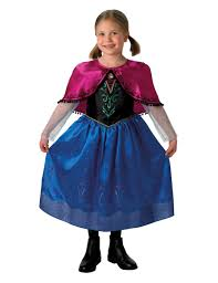 frozen costume frozen deluxe costume 6 8 years 6850401