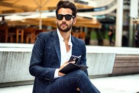 attire men adding a creative twist to business attire for men