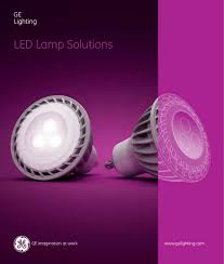 led l solutions spectrum ge lighting pdf catalogues