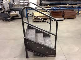 stairs handrail and decking northeast machine