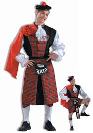what u0027s under the kilt mens costume funny halloween costumes