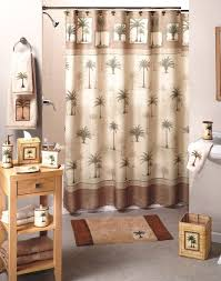 Tropical Bathroom Decor by Bathroom Palm Tree Decoration Ideas Palm Tree Bathroom Decor Set