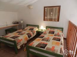 chambre de villa location villa dans un lotissement à pinarello iha 56624