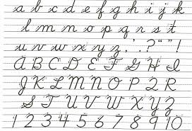 how write cursive handwriting cursive letters dr